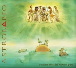 """Album di esordio """"Astrolabio - L'isolamento dei numeri pari"""""""